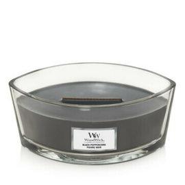 WoodWick Candle WoodWick Candle Ellipse Hearthwick Black Peppercorn