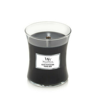 WoodWick Candle WoodWick Candle Medium Black Peppercorn