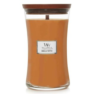 WoodWick Candle WoodWick Candle Large Vanilla Toffee