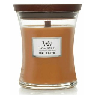 WoodWick Candle WoodWick Candle Medium Vanilla Toffee