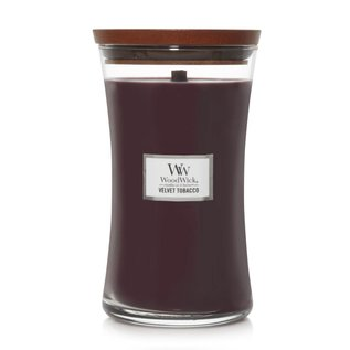 WoodWick Candle WoodWick Candle Large Velvet Tobacco