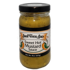Small Town Spice Small Town Spice Sweet Hot Mustard Sauce MIO