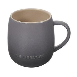 Le Creuset Le Creuset Heritage Mug 13 oz Oyster Grey