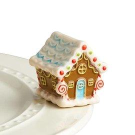 Nora Fleming Nora Fleming Mini Candyland Lane gingerbread House