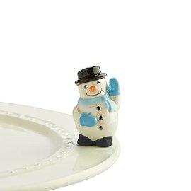 Nora Fleming Nora Fleming Mini Frosty Pal snowman