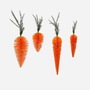 One Hundred 80 Degrees One Hundred 80 Degrees Hanging Carrot Assorted Sizes Sold Individually