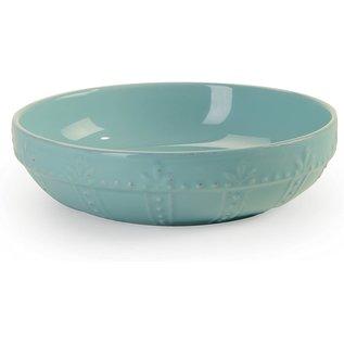 Signature Housewares Sorrento Pasta Bowl Large Aqua