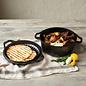 Lodge Cast Iron Lodge Chef Collection Cast Iron Double Dutch Oven 6 Quart