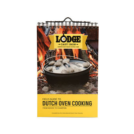 Lodge Cast Iron Lodge Field Guide to Dutch Oven Cooking