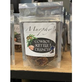 Murphy's Department Store Deep Fork Pecans Cowboy Kettle Crunch 8 oz MIO