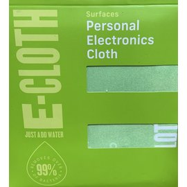 E-Cloth/Tad Green E-Cloth Electronics Cleaning Cloth