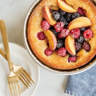 Nordic Ware Nordic Ware Naturals 8 inch Round Layer Cake Pan