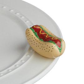 Nora Fleming Nora Fleming Mini Chicago Dog hot dog