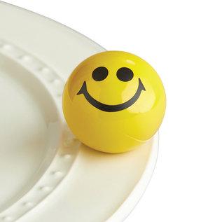 Nora Fleming Nora Fleming Mini Happy Place Smile Face