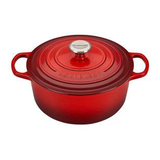 Le Creuset Le Creuset Signature Round Dutch Oven 5.5 Qt Cerise