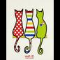 Wet It! Swedish Treasures Wet It! Cloth Cat Lover Multi