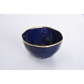 Pampa Bay Pampa Bay Blue Large Bowl