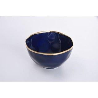 Pampa Bay Pampa Bay Blue Large Bowl