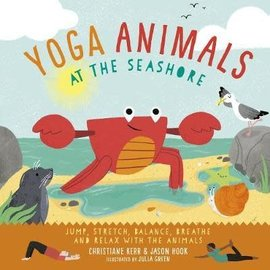 Usborne Kane Miller Yoga Animals at the Seashore