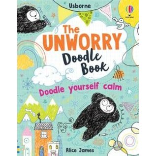 Usborne Usborne The Unworry Doodle Book