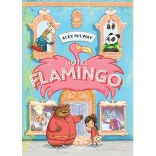Usborne Kane Miller Hotel Flamingo