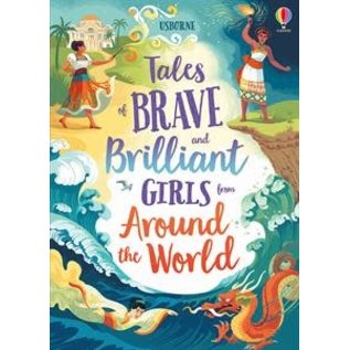Usborne Usborne Tales of Brave & Brilliant Girls from Around the World