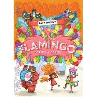 Usborne Kane Miller Hotel Flamingo Carnival Caper
