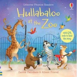 Usborne Usborne Hullabaloo at the Zoo
