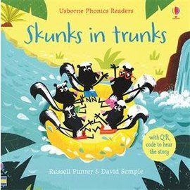 Usborne Usborne Skunks in Trunks