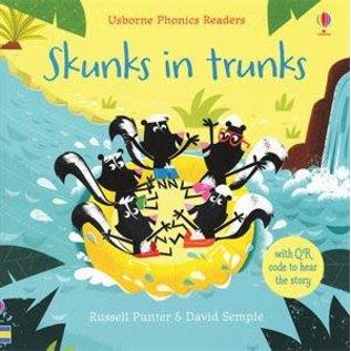 Usborne Usborne Skunks in Trunks