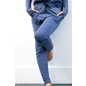 DM Merchandising Inc DM Merchandising Hello Mello Weekender Pant Navy Small DISCONTINUED