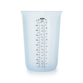 OXO OXO Good Grips 4 Cup Squeeze & Pour Silicone Measuring Cup