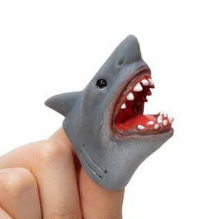 Schylling Schylling Shark Baby Finger Puppet