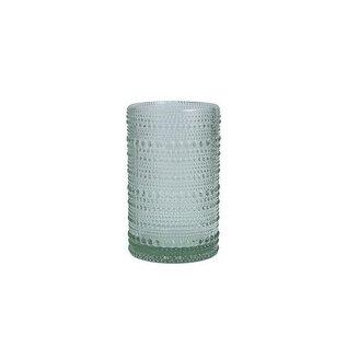 D&V Jupiter Sage Ice Beverage Glass 13 oz
