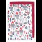 MUkitchen MUkitchen Designer Print Picnic Time Cotton Towel set of 2