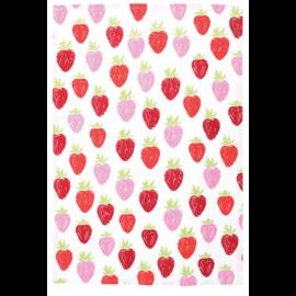 """MUkitchen MUkitchen Designer Cotton Towel 20"""" x 30"""" Strawberry"""