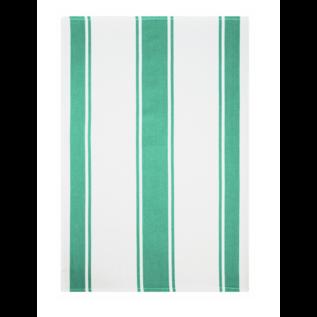 MUkitchen MUkitchen Dobby Cotton Towel Classic Stripe Surf