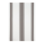 MUkitchen MUkitchen Dobby Cotton Towel Classic Stripe Nickel