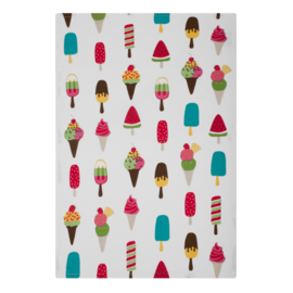 "MUkitchen MUkitchen Designer Cotton Towel 20"" x 30"" Cool Treats"