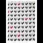 """MUkitchen MUkitchen Designer Cotton Towel 20"""" x 30"""" French Hen"""