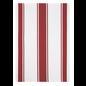 MUkitchen MUkitchen Dobby Cotton Towel Classic Stripe Cabernet