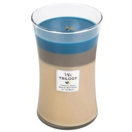 WoodWick Candle WoodWick Candle Large Trilogy Nautical Escape