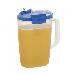 Progressive SnapLock Juice Pitcher Blue
