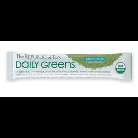 Republic of Tea The Republic of Tea Organic Daily Greens Single Sips Single