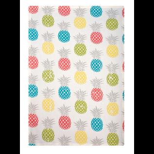 """MUkitchen MUkitchen Designer Cotton Towel 20"""" x 30"""" Pineapple Medley"""