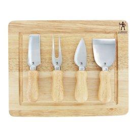Zwilling J.A. Henckels Henckels 5 pc Stainless Steel Cheese Knife Set