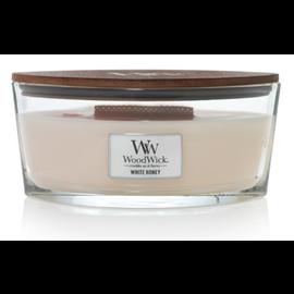 WoodWick Candle WoodWick Candle Ellipse Hearthwick White Honey