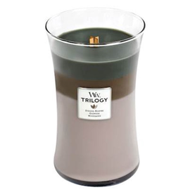WoodWick Candle WoodWick Candle Large Trilogy Cozy Cabin