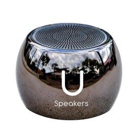 Fashionit Fashionit U Boost Speaker Hematite