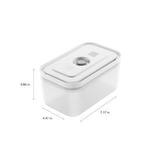 Zwilling J.A. Henckels Zwilling Fresh & Save Vacuum Box Plastic Rectangular 3 pc set